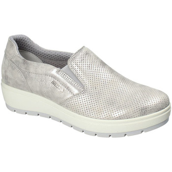 Schoenen Dames Instappers Enval 3268011 Zilver