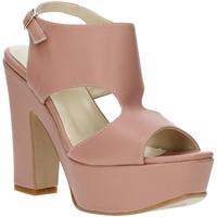 Schoenen Dames Sandalen / Open schoenen Grace Shoes TQ 102 Roze