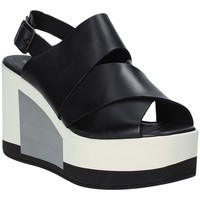 Schoenen Dames Sandalen / Open schoenen Marco Ferretti 660298MF Zwart