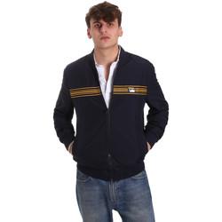 Textiel Heren Wind jackets Antony Morato MMCO00641 FA600101 Blauw