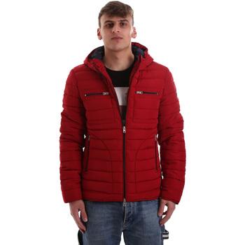 Textiel Heren Dons gevoerde jassen Gaudi 921BU35019 Rood