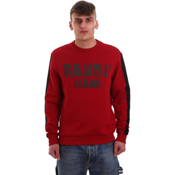 Textiel Heren Sweaters / Sweatshirts Gaudi 921BU64051 Rood