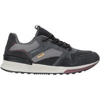Schoenen Heren Sneakers Wrangler WM92200A Grijs