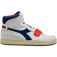 Schoenen Heren Hoge sneakers Diadora 501.174.766 Blanc