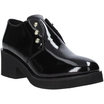 Schoenen Dames Mocassins Apepazza 9FSTN20 Zwart