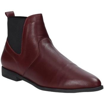 Schoenen Dames Enkellaarzen Bueno Shoes 9P0708 Rood