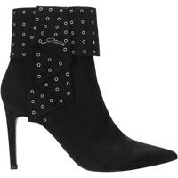Schoenen Dames Enkellaarzen Gattinoni PINHE0927W Noir