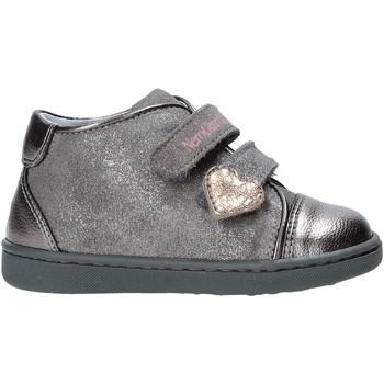 Schoenen Kinderen Lage sneakers Nero Giardini A918001F Gris