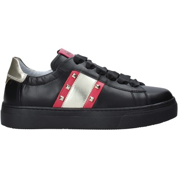 Schoenen Kinderen Lage sneakers Nero Giardini A931232F Noir