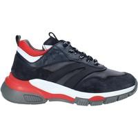 Schoenen Kinderen Lage sneakers Nero Giardini A933632M Bleu