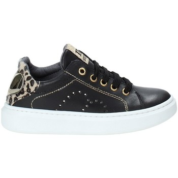 Schoenen Kinderen Lage sneakers Melania ME6273F9I.A Noir