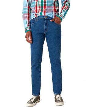 Textiel Heren Skinny jeans Wrangler W18SHR36B Blauw