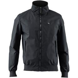Textiel Heren Wind jackets Lumberjack CM79624 001 404 Zwart