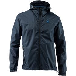 Textiel Heren Windjacken Lumberjack CM79723 001 407 Blauw