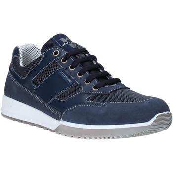 Schoenen Heren Lage sneakers Valleverde 53861 Blauw