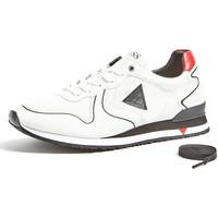 Schoenen Heren Lage sneakers Guess FM5NGL LEL12 Wit