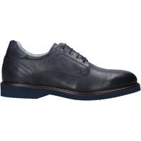 Schoenen Heren Derby Nero Giardini E001462U Bleu