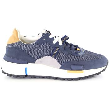 Schoenen Heren Lage sneakers Wrangler WM01123A Blauw