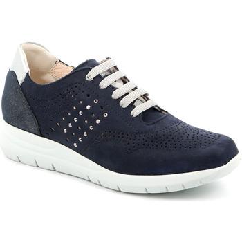 Schoenen Dames Lage sneakers Grunland SC4874 Blauw