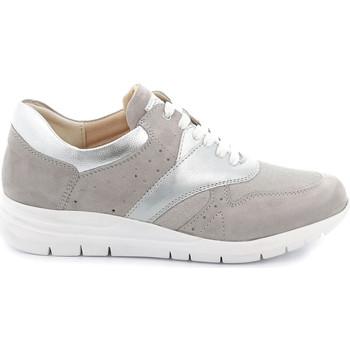 Schoenen Dames Lage sneakers Grunland SC4879 Grijs