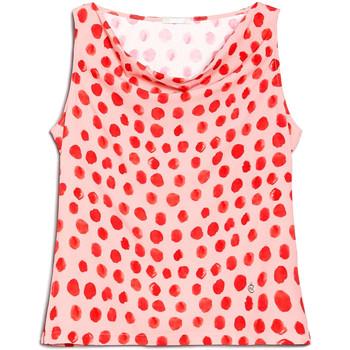 Textiel Dames Tops / Blousjes NeroGiardini E062810D Roze
