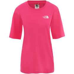 Textiel Dames Korte jurken The North Face NF0A4CESWUG1 Roze