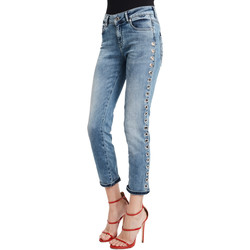 Textiel Dames Skinny jeans Denny Rose 011ND26009 Blauw