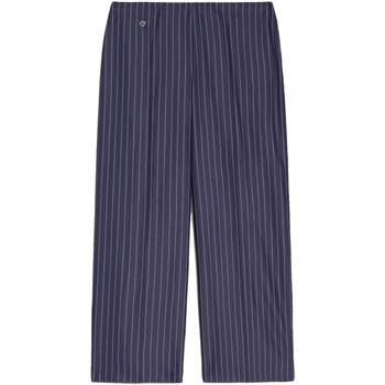 Textiel Dames Korte broeken Nero Giardini E060151D Blauw