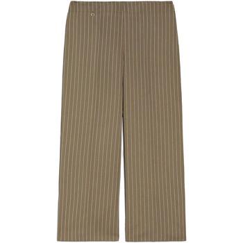 Textiel Dames Losse broeken / Harembroeken NeroGiardini E060151D Groen