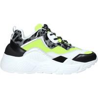 Schoenen Dames Sneakers Steve Madden SMPANTONIA-NYEL Geel