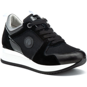 Schoenen Dames Lage sneakers Lumberjack SW84312 001 X25 Zwart