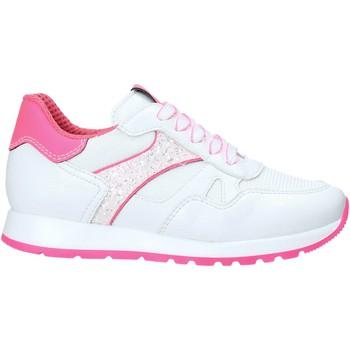 Schoenen Kinderen Lage sneakers Nero Giardini E031410F Blanc