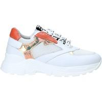 Schoenen Kinderen Lage sneakers Nero Giardini E031431F Blanc