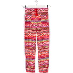 Textiel Kinderen Losse broeken / Harembroeken Losan 014-9014AL Rood