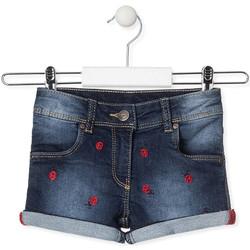 Textiel Kinderen Korte broeken / Bermuda's Losan 016-6010AL Blauw