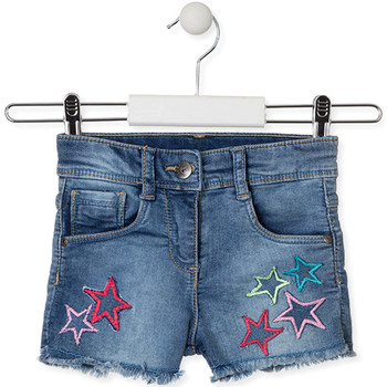 Textiel Kinderen Korte broeken / Bermuda's Losan 016-6016AL Blauw