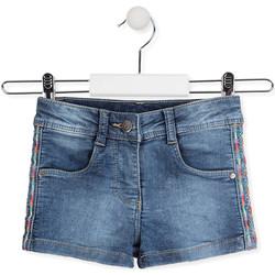 Textiel Kinderen Korte broeken / Bermuda's Losan 016-6022AL Blauw