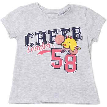 Textiel Kinderen T-shirts korte mouwen Chicco 09006955000000 Grijs