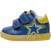 Schoenen Kinderen Lage sneakers Falcotto 2014647 01 Bleu