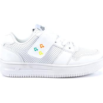 Schoenen Kinderen Lage sneakers Lumberjack SB81211 001 V66 Blanc