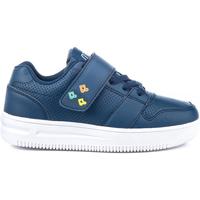 Schoenen Kinderen Lage sneakers Lumberjack SB81211 001 V66 Bleu