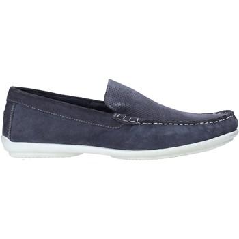 Schoenen Heren Mocassins Impronte IM01060A Blauw