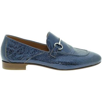 Schoenen Dames Mocassins Mally 6105 Blauw