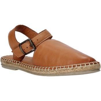 Schoenen Dames Sandalen / Open schoenen Bueno Shoes 9J322 Bruin