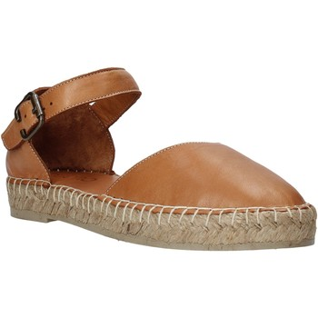 Schoenen Dames Sandalen / Open schoenen Bueno Shoes L2902 Bruin