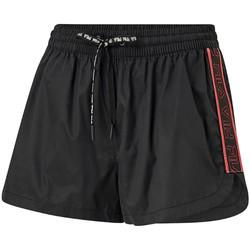 Textiel Dames Korte broeken / Bermuda's Fila 683030 Noir