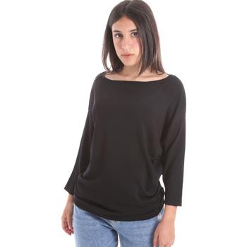 Textiel Dames Truien Liu Jo MA0098 MA57I Zwart