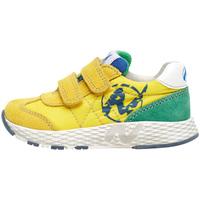 Schoenen Kinderen Lage sneakers Naturino 2014904 01 Geel