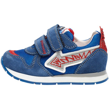Schoenen Kinderen Lage sneakers Naturino 2014913 01 Blauw
