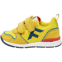 Schoenen Kinderen Lage sneakers Falcotto 2014924 01 Jaune